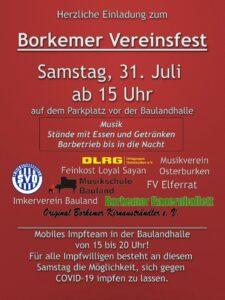 Borkemer Vereinsfest
